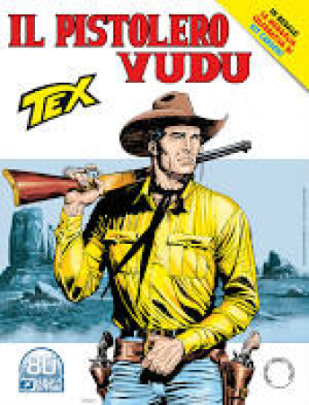Tex. Il pistolero vudu