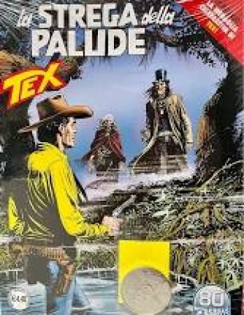 Tex. La strega della palude