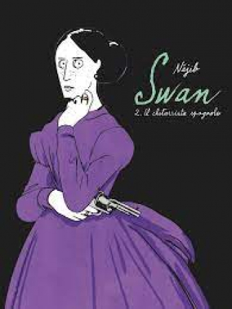 Swan. [2], Il chitarrista spagnolo