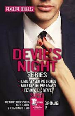 Devil's night series