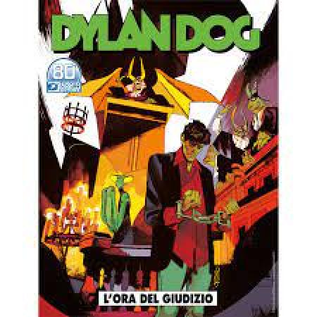 Dylan Dog. L'ora del giudizio