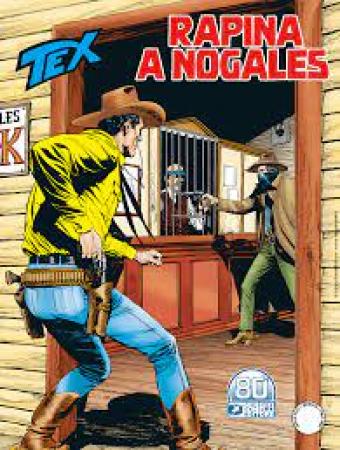 Tex. Rapina a Nogales