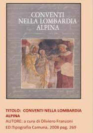 Conventi nella Lombardia alpina