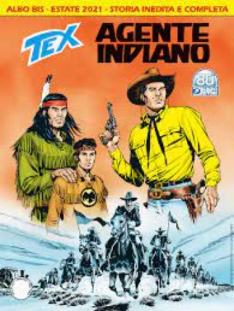Tex. Agente indiano