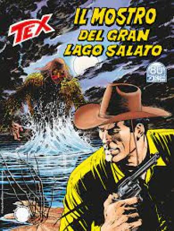 Tex. Il mostro del Gran lago salato