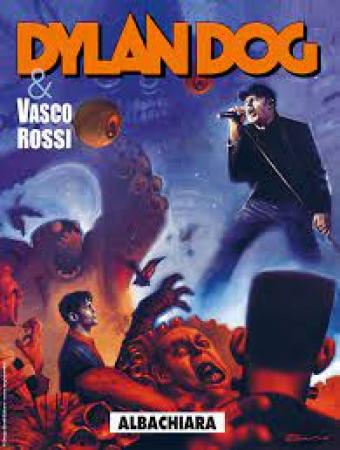 Dylan Dog. Albachiara